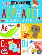 Alfabeto Pegatina Libro de Actividades (Pegatina Libros) Por ,Nuevo Libro,Gratis
