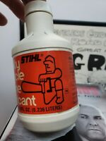 VINTAGE STIHL Chain Saw MOTOR OIL bottle can