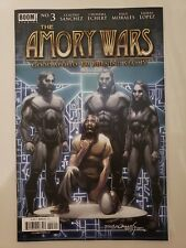 THE AMORY WARS Good Apollo, I'm Burning Star IV #3 (2017) BOOM COMICS 1ST PRINT