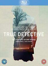 True Detective: Seasons 1&2 [Blu-ray] [Region Free]