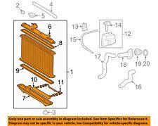 TOYOTA OEM 07-09 Camry 2.4L-L4-Radiator 16410AZ024
