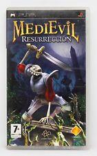 MEDIEVIL RESURRECCION - PSP - PAL ESPAÑA - RESURRECTION