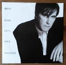 "Bryan Ferry / Roxy Music - Let's Stick Together / Trash - 7"" Vinyl Single 1988"