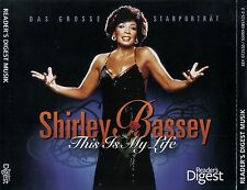 SHIRLEY BASSEY : THIS IS MY LIFE / 3 CD-SET - TOP-ZUSTAND