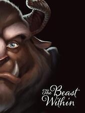 Disney Villains: The Beast Within, Valentino, Serena, New Book