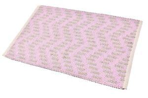 2X3 Ft. Reversible Rug Turkish Runner Indoor/Outdoor Dhurrie Handmade New Carpet