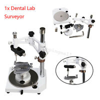 High Quality Dental Lab Parallel Surveyor Equipment With Tools Handpiece Holder