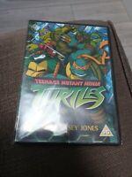 Teenage Mutant Ninja Turtles, Vol. 2 Meet Casey Jones 2003 DVD New Sealed