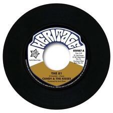 CANDY & THE KISSES The 81 / FATHER'S ANGLES Bok To Back NEW NORTHERN SOUL 45  7""