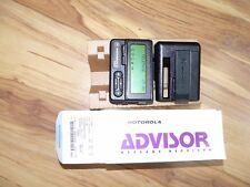 Motorola Advisor 2m BOS Digital Funkmeldeempfänger DME Pager Beeper