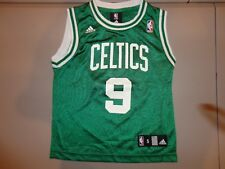Boston Celtics #9 Rajon Rondo NEW w/o Tags NBA Basketball Screen Jersey Youth S