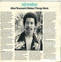 Circular Music Magazine March 24 1975 Allen Toussaint EX 021917jhe