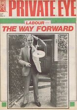 LABOUR- THE WAY FORWARD	Private Eye	no.	658	6	MARCH	1987