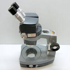 AMERICAN OPTICAL 569 Stereo Zoom Microscope, Desk Stand, 10XWF EYES 30X MAG #349