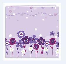 Pioneer Photo Album ~ Postbound 12x12 LAVENDER BLOOM Floral, Friends ~MB10EV/LB