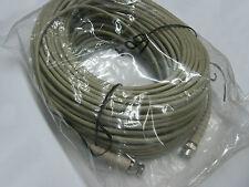 câble coaxial - 50ohms mâle-mâle 50M (50 mètres)