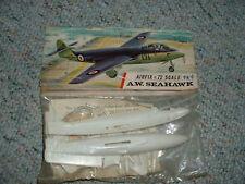Airfix 1/72 Ho A.W. Seahawk - Old - Bagged/header