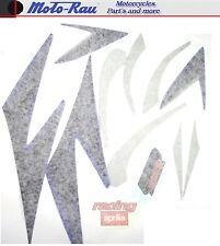Aprilia SR 50 LC 01 02 Frontverkleidung Sticker Dekorsatz Aufklebersatz blau