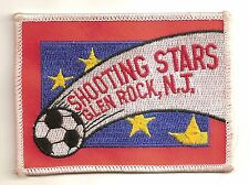 Shooting Stars Glen Rock New Jersey NJ Embroidered Soccer Patch