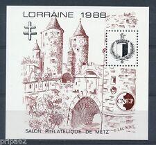 Q0350 - TIMBRE DE FRANCE - Bloc CNEP N° 9 Neuf**