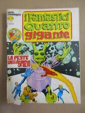I FANTASTICI QUATTRO GIGANTE n°13 1979 ED. Corno  [SP14]