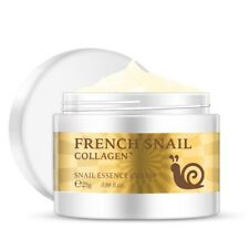 Snail Face Cream Hyaluronic Acid Moisturizer Wrinkle Anti Aging Nourishing Serum
