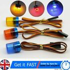 Ultra Bright LED Lights Flashing Rotating Light For RC Car Crawlers - Colours