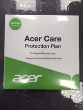 Acer Care Protection Plan Additional 2-Year Warranty for Acer Aspire Notebooks