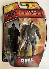 "DC Multiverse Batman Arkham Origins - Masked Villain BANE 4"" Scale NIB"