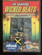 Wicked Beats instructioinal Dvd for Drumming Jamaican Ska Rocksteady and Reggae