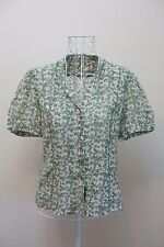 "Size 12 Ladies ""Decjuba"" Floral Blouse. Great Condition. Bargain Price!"
