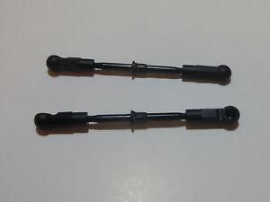 HPI Blitz Flux Spurstangen M3x60mm 2 Stk 103369 mit Kugelkopf 100310, NEU