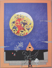 Olle SVANLUND Lithographie lithograph signée épr. d'artist 1978 svensk swedish *