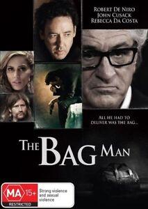 The Bag Man : NEW DVD