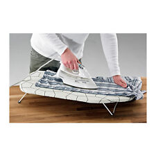 Ikea JALL Space Saving Tabletop Ironing Board. Brill for Students Flats Caravans