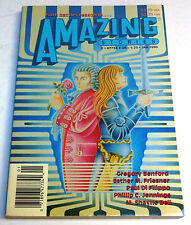 Amazing Stories – US Digest – January 1990 – Vol.64 No.5 - Benford, Friesner