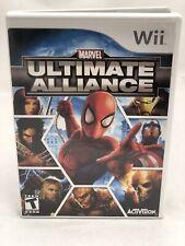 Marvel: Ultimate Alliance - Nintendo Wii - Free Shipping