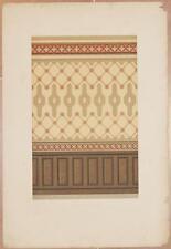 CHABAT SALLE A MANGER SALA DA PRANZO DECORAZIONE INTERIOR DESIGN DAUMONT 1866