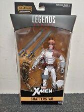 Hasbro Marvel Legends X-Force Shatterstar From Warlock BAF Wave Complete X-Men