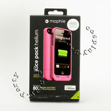 Mophie Juice Pack Helium Charger Case For iPhone 5 iPhone 5s iPhone SE - Pink