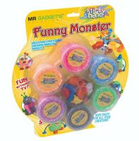 MODELLING MAGIC FOAM CLAY, SOFT STICKY CLAY, AIR DRY CLAY-KIDS TOYS CRAFT