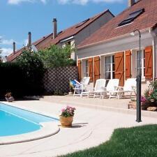 Doccia solare da giardino e piscina