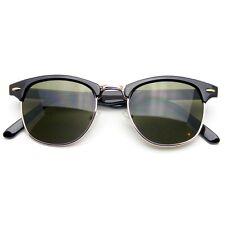 e0a096a98d Marco de plástico 100% UV Polarizado Gafas de Sol Vintage cuadradas ...