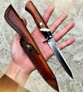 Clip Point Knife Fixed Hunting Tactical Combat M390 Powder Steel Collectible Cut