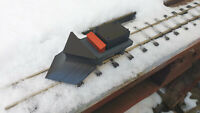 Industrial Snow Plough Kit 16mm SM32 Narrowgauge Garden Railway