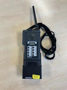 Set 44,  *BOS* BOSCH FuG 11b/HFG 169 mit KFZ-Halterung, 2m Handfunkgerät
