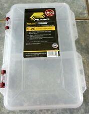 Plano Elite 3600 Spinner bait organizer tournament grade tackle storage box
