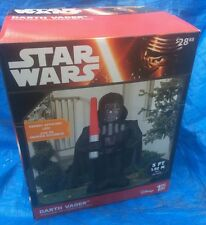 Gemmy Airblown Inflatable 5' Star Wars Darth Vader Yard Figure Prop New in Box