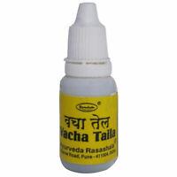Ayurveda Rasashala Vacha Taila 15ml Worldwide Shipping WA348