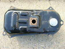 1984 yamaha riva xc 180 xc180 moped y40 gas tank and rubber cover